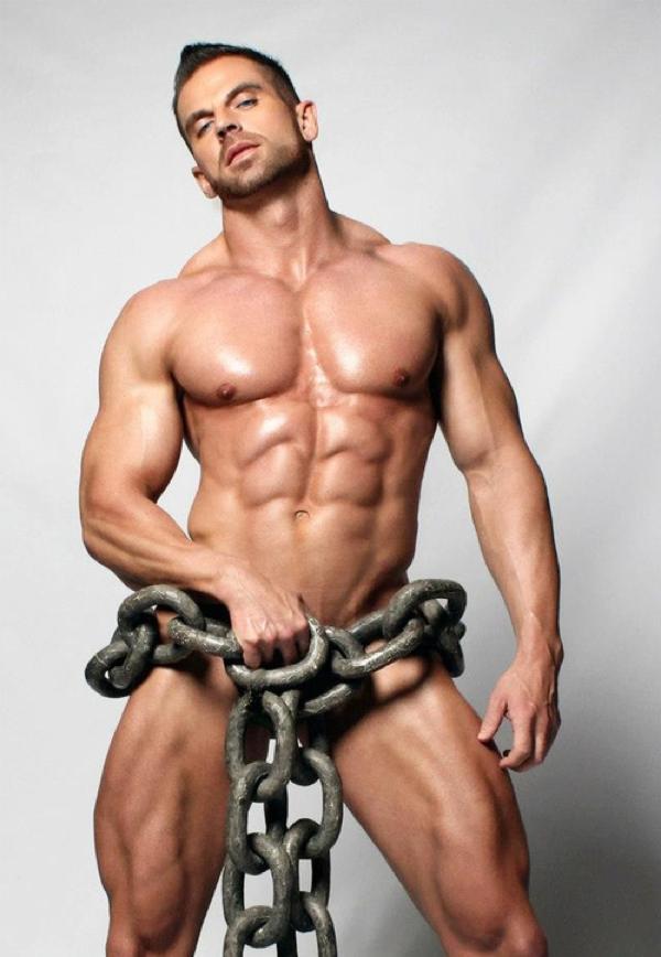 секс мускулистые мачо пизды для