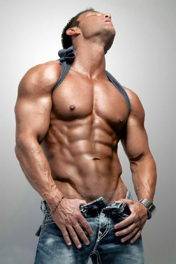 How to look more muscular