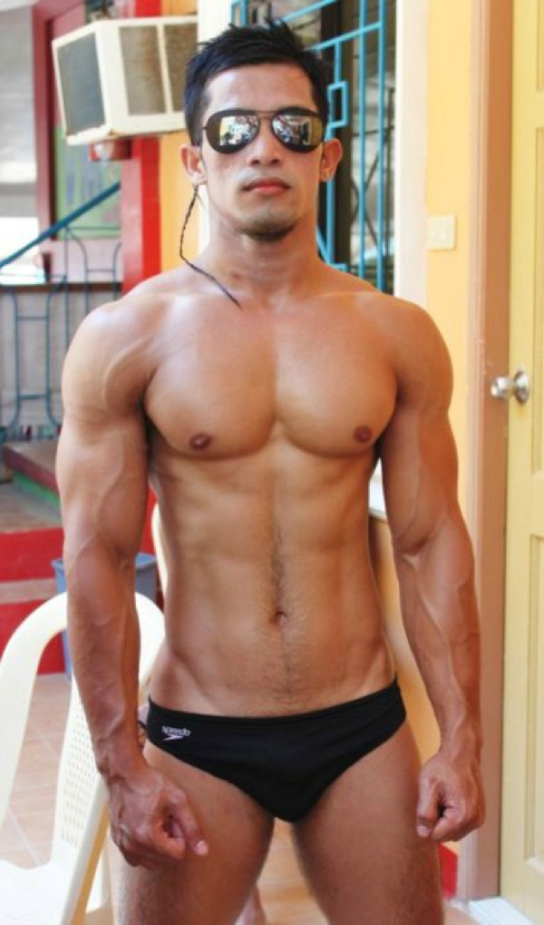 Hot ripped and naked men